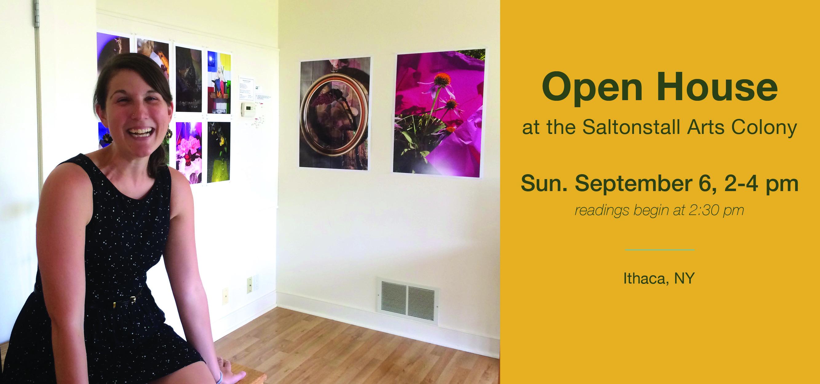Open House September 6