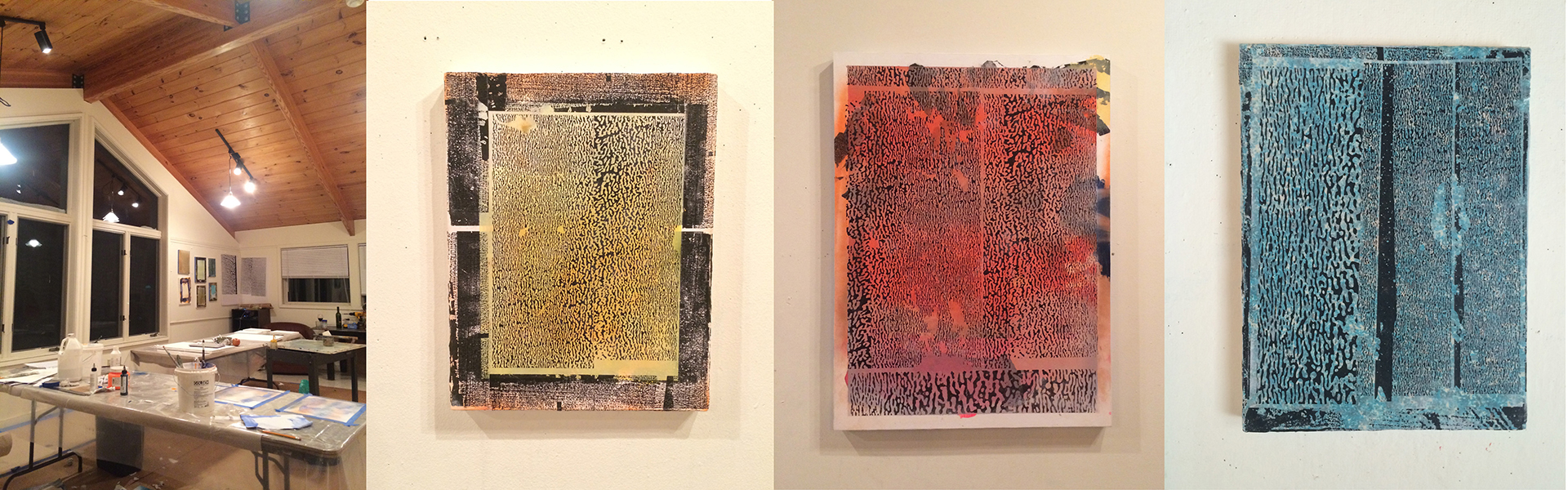 Works by Patrick Berran ('13)