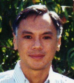 George Wen head shot