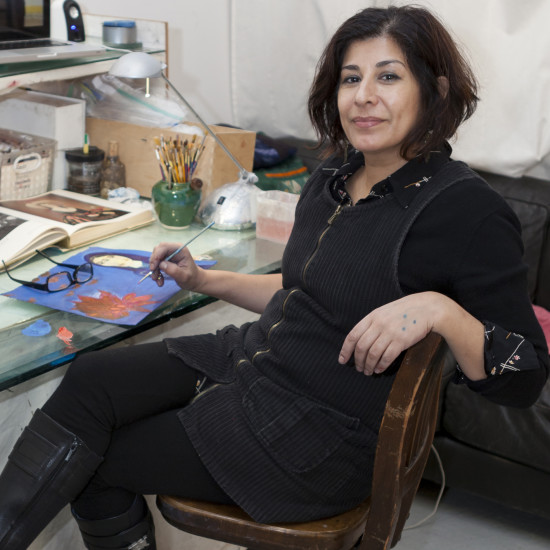 Samira Abbassy 2015