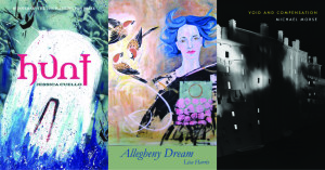 Book covers for May 6 reading