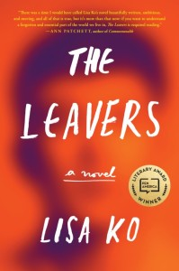 LisaKo_The Leavers cover