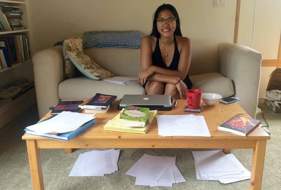 Monica Sok ('16): Remembering Through Poetry