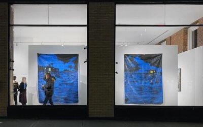 Lionel Cruet ('15) Exhibit in NYC
