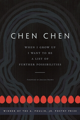Chen Chen ('14) nominated for Lambda Literary Award
