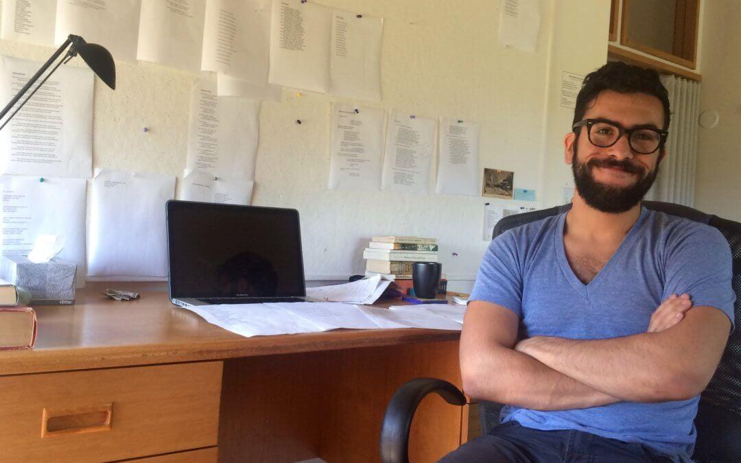 Francisco Marquez ('16): Writing In-Depth