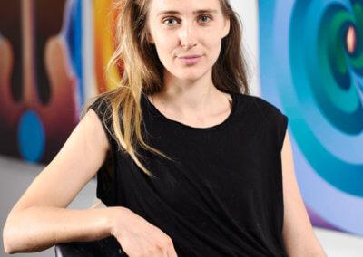 Loie Hollowell (2013)