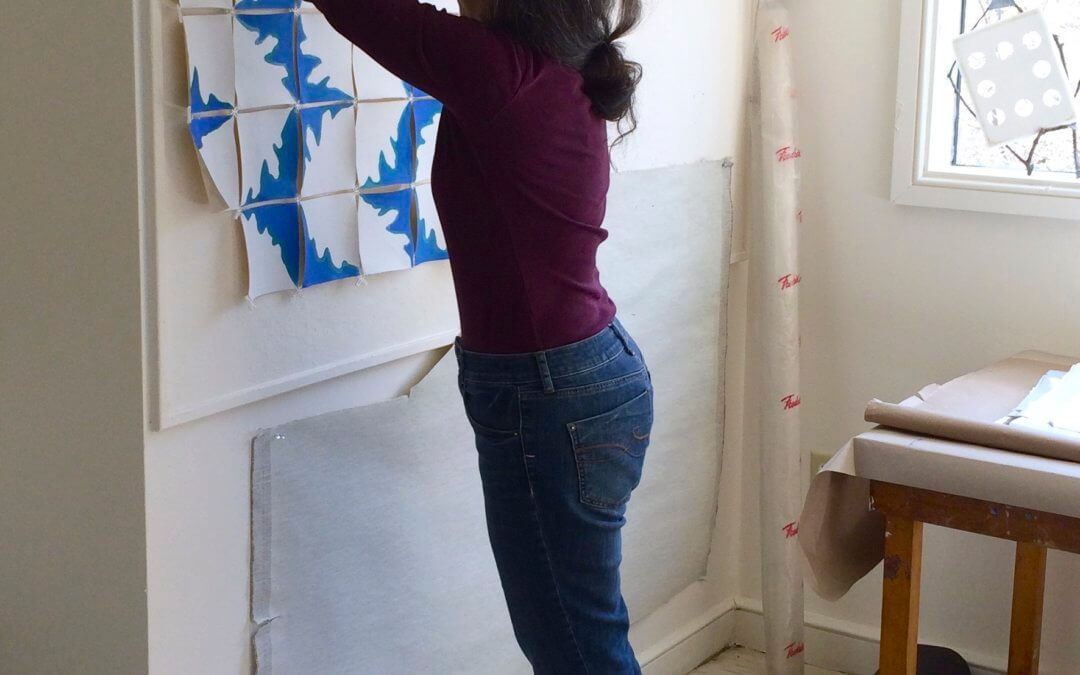 Ilene Sunshine ('14) Exhibits New Work at 490 Atlantic
