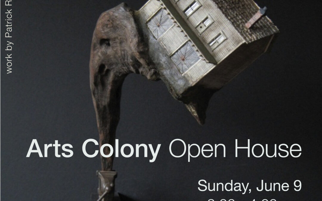 Open House this Sunday: meet our artists