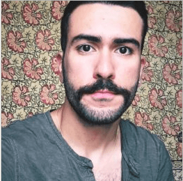 Francisco Márquez ('16) publishes new work