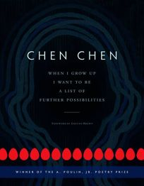 Chen Chen ('14) longlisted for National Book Award
