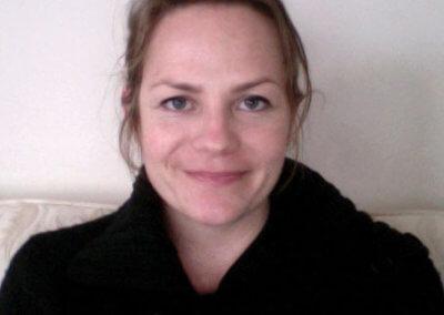 Christine Shank (2012)