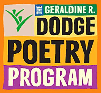 Tina Chang ('06), Bushra Rehman ('11) , and Ron Villanueva ('17) at Dodge Poetry Fest