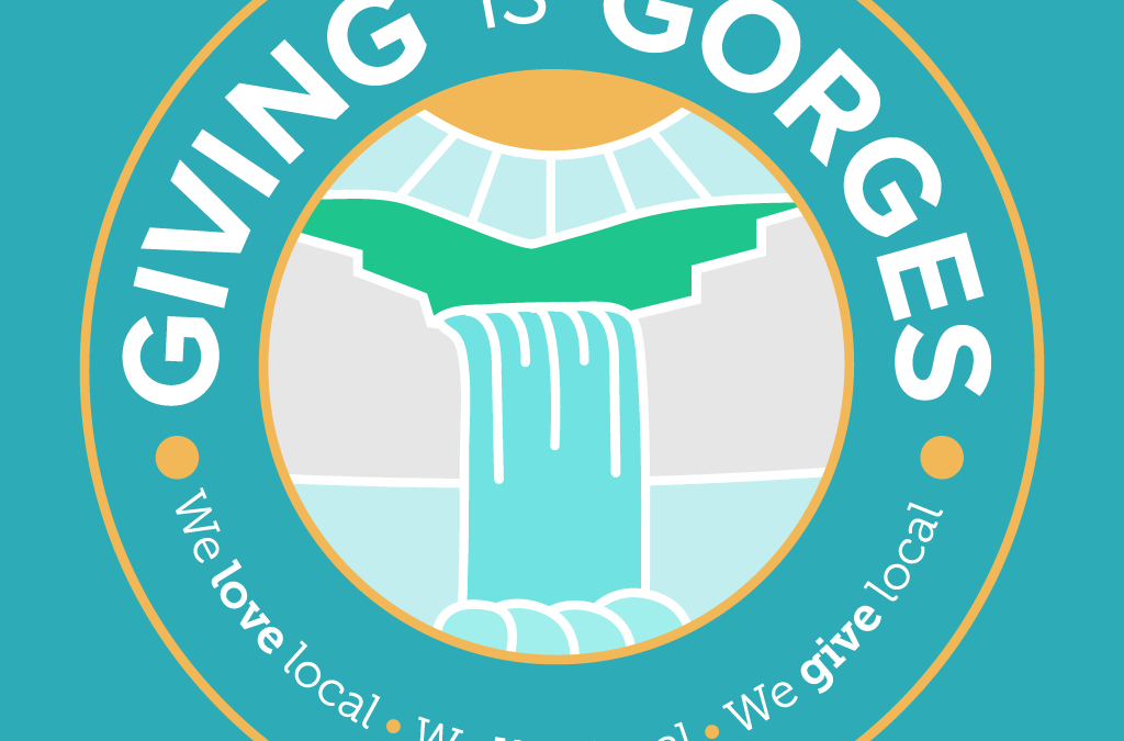 Giving is Gorges: May 20th