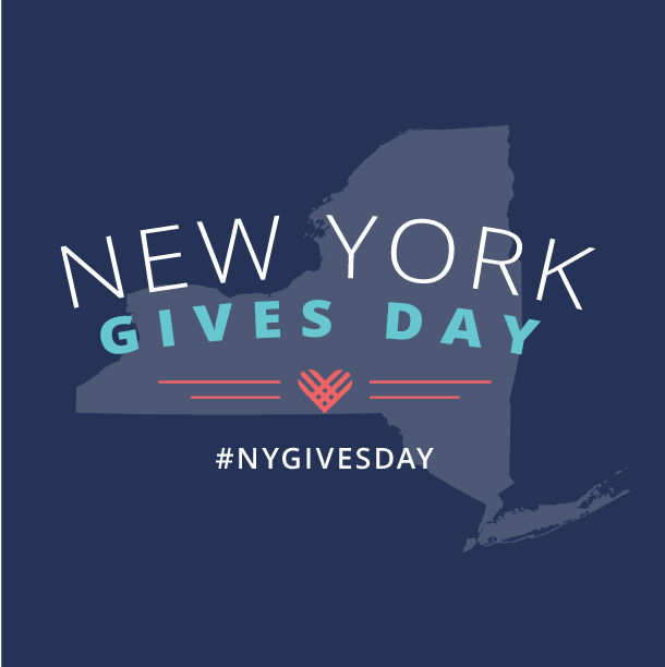 Thank you! #NYGivesDay Success