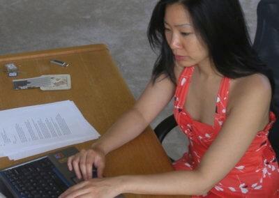 Tina Chang (2006)